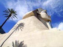 Eine Ansicht am Luxor-Hotelkasino in Las Vegas stockfoto