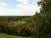 Eine Ansicht von Bukit Melawati lizenzfreies stockfoto