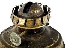 Eine antike Öllampe lizenzfreie stockfotos