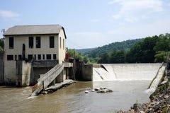 Eine Art vom Fluss Stockfotografie