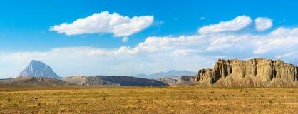 Eine Art wilder Westen. Lizenzfreies Stockfoto