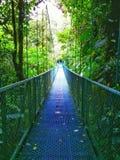 Eine Aufhebungbrücke Stockbild