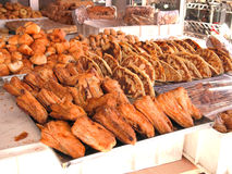 Eine Bäckerei gelegen bei Tunesien Lizenzfreie Stockfotografie