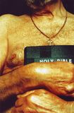 Eine Bibel Lizenzfreies Stockfoto