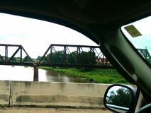 Eine Brücke Stockfotos