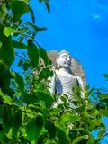 Eine Buddha-Statue Stockfotografie
