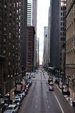 Eine Chicago-Ansicht lizenzfreies stockfoto