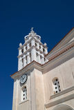 Eine Ecke der Kirche Lizenzfreies Stockfoto