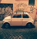Eine eine andere Nacht in Rom Stockfotografie