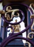 Eine Einzelheit des Albert-Denkmals lizenzfreie stockfotos