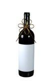 Eine Flasche Wein Lizenzfreie Stockfotografie