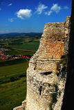 Eine Fotografie eines Schlosses Stockfoto