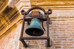 Eine Glocke aus Italien Stockbild