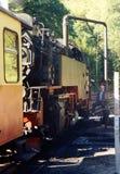 Eine große alte Arbeitsdampf-Serie Stockfoto