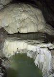 Eine große Höhle im Kaukasus Lizenzfreie Stockbilder