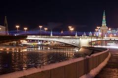 Eine große Steinbrücke Stockfoto