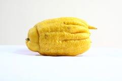 Eine Handfrucht 8989 Buddhas s Stockfoto