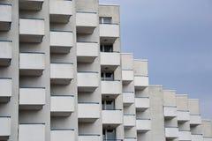 Eine Hausfassade Stockfotografie