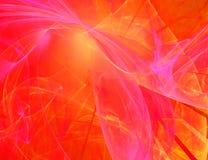 Eine Hintergrundauslegung mit vibrierenden Farben kann mit Farbe justiert werden und gesessen werden Stockfotografie