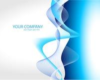 Abstrakter Hintergrund-Vektor Lizenzfreies Stockfoto