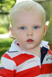 Eine Jahre alte Baby Stockfotografie