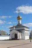 Eine Kapelle in Abalak-Kloster Lizenzfreies Stockbild