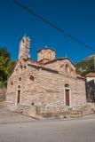 Eine Kirche in Mani Lizenzfreies Stockbild
