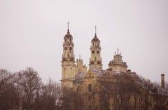 Eine Kirche von Anscension Stockfotografie