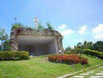 Eine kleine Kirche Stockfotos