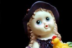 EINE KLEINE PUPPE Lizenzfreies Stockfoto