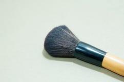 Eine kosmetische Bürste Lizenzfreies Stockfoto