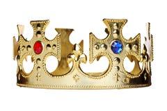 Eine Krone lizenzfreie stockfotos