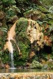 Eine Lagune von den Azoren stockfoto