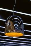 Eine Lampe Stockbild