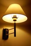 Eine Lampe stockbilder