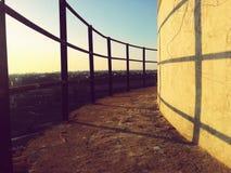 Eine lebhafte Ansicht von Delhi Lizenzfreie Stockbilder
