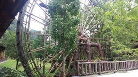 Eine Mühle Stockbilder