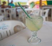 Eine Margarita auf Cozumel-` s Ostseite Lizenzfreies Stockfoto