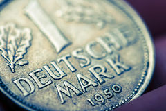 Deutsche Mark Stockfotos