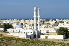 Eine Moschee in Sur, Oman Lizenzfreie Stockbilder