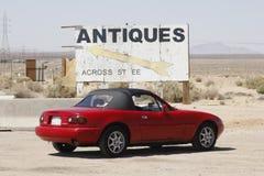 Eine Nizza Reihe Mazda Miata N1 Stockfoto
