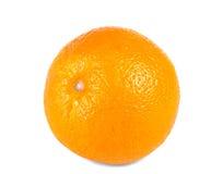 Eine orange Frucht Lizenzfreie Stockbilder