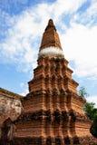 Eine Pagode in Lopburi lizenzfreie stockfotografie