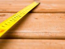 Eine Plattform heraus messen lizenzfreies stockfoto