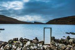 Eine schöne Landschaft Lizenzfreies Stockfoto