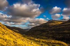 Eine schöne Landschaft Lizenzfreies Stockbild