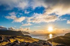 Eine schöne Landschaft Lizenzfreie Stockfotos