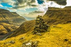 Eine schöne Landschaft Stockfotos