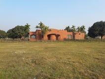 Eine schöne Moschee in Banglades stockfotos