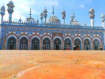 Eine schöne Moschee in Rawalpindi stockfoto